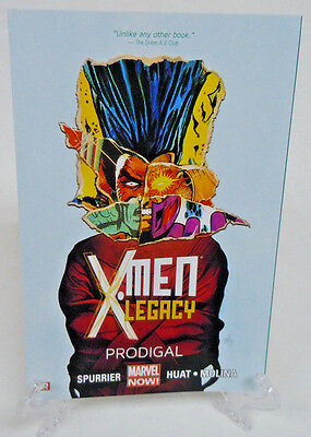 X-Men Legacy Prodigal 1 2 3 4 5 6 Marvel Comics TPB Trade Paperback Brand New