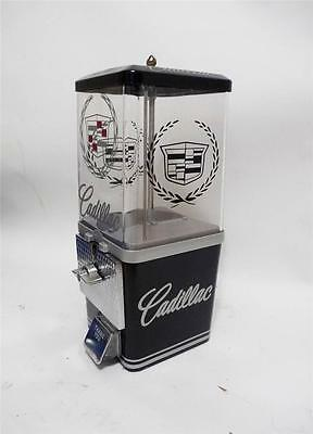 vintage gumball machine  classic Cadillac car M&m candy dispenser man cave gift