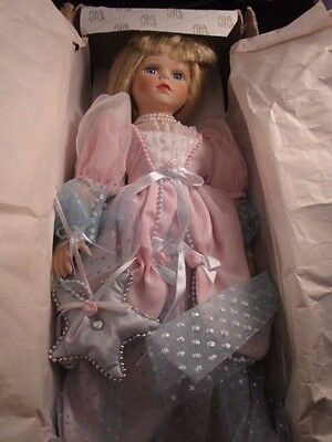 Heritage Signature Collection Fairy Tale Doll-Young Cinderella Item # 12202 Box