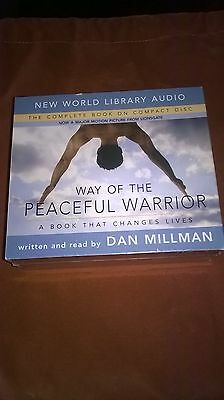 Way of the Peaceful Warrior: A Book That Changes Lives 6 CD audiobook NEW SEALED