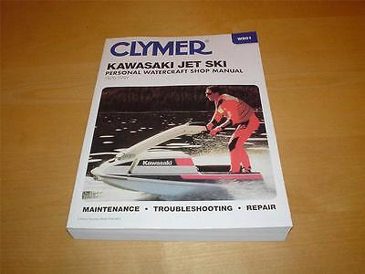 KAWASAKI JET SKI JS300 JS440 JS550 JS650 SX JF650 X-2 TS Engine Repair Manual