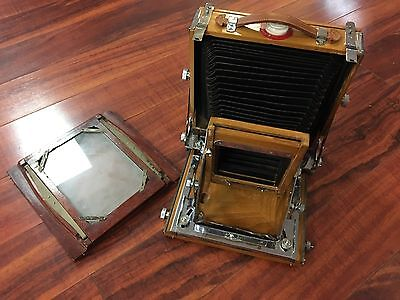 Prinzdorf 5x7 And 4x5 Field Camera In Great Shape