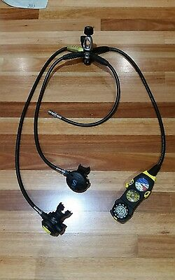 Scuba diving Regulators scubapro first stage octopus second stage