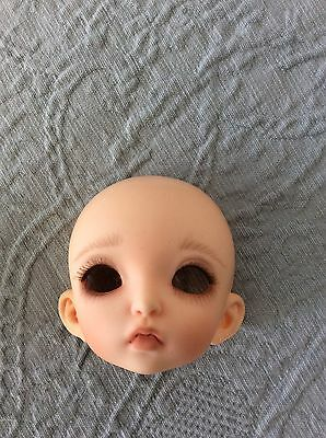 fairyland bjd littlefee faceplate custom faceup