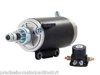 NEW PREMIUM STARTER & SOLENOID for JOHNSON  90 HP 1994-1998