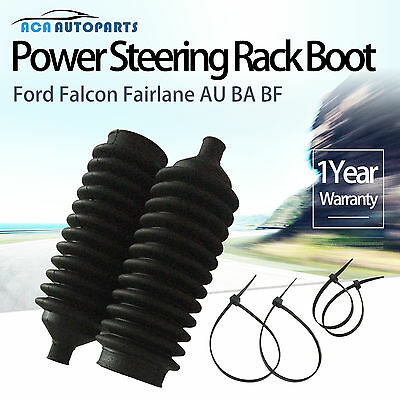 Fit Ford Falcon BA BF Power Steering Rack Boot Kit  AU Series 1 2 3 Fairlane X2
