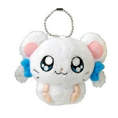 BANDAI Hamtaro Plush Bijous with Chain From JAPAN F/S