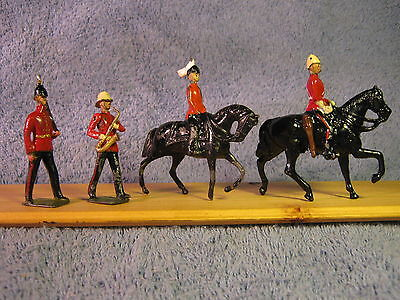 Britains and Reka Mixed Lot ( 4 Pieces )