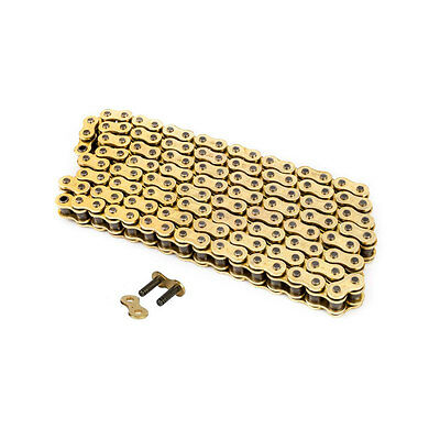 DID Gold Heavy Duty X-Ring Motorcycle Chain 530 VX x 112 Links