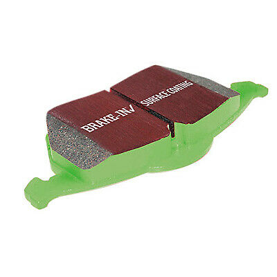 EBC Greenstuff Front Brake Pads For Volkswagen Beetle 1.6 1999>2011 - DP21329