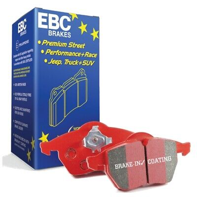 EBC Redstuff Rear Brake Pads For Audi S8 4.2 1999>2002 - DP3680C