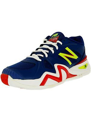 New Balance Women's Wc1296Bp Ankle-High Leather Tennis Shoe