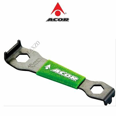 Acor New Bike Cycle Chainring Nut Wrench Bolt Removing Tool Fits Shimano