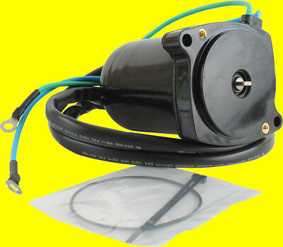 New Tilt / Trim Motor 12V For 2006-On Yamaha FL350, LF300, LF350 6AW-43880-01-00