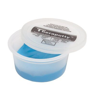 Cando 2oz Blue Thera Putty Theraputty Hand Exercise Material NEW FREE P&P