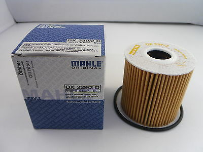 Ford Transit Mk7 2.2 TDCI Diesel Oil Filter 2006-On *GENUINE MAHLE OE OX339/2D*