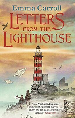 Letters from the Lighthouse by Carroll, Emma Book The Cheap Fast Free Post