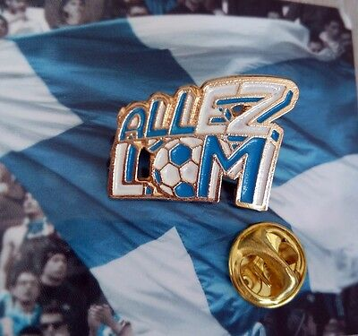 Pin's OM Olympique Marseille Foot Supporters
