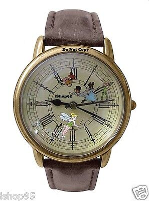 New Disney Peter Pan Tinkerbell Limited Edition Watch