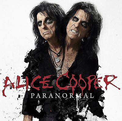 "Alice Cooper ""paranormal"" 2-Cd+T-Shirt Box Neu! Vö 28.07.2017"