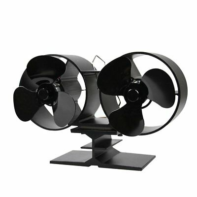 ecofan 806 belair gold nickel oder schwarz kaminofen ventilator f r holz fen eur 196 90. Black Bedroom Furniture Sets. Home Design Ideas