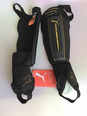Puma Spirit Ankle Shin Guards Football Ankle Protection