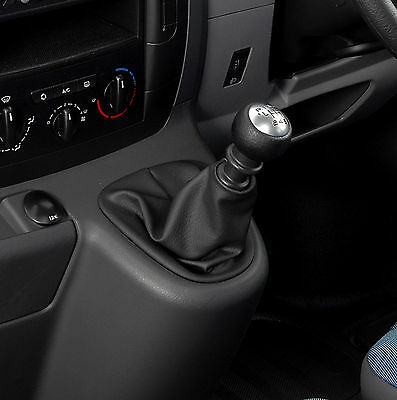 Leather Gear Shift Gaiter Cover Sleeve fit Peugeot EXPERT, SCUDO & JUMPY 2008