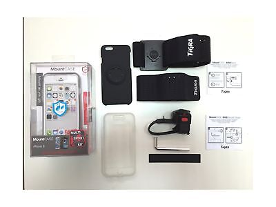 Tigra bxtimsip6Kit Sports Armband Case Holder for Apple iPhone 6(Bicycle)