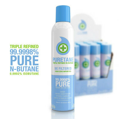 Puretane N-Butane 9x Refined 300ml Can