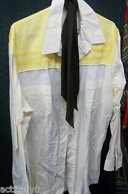 Lot Of 7 Men's Square Dancing Shirts- Country Western- Costume- Excellent Cond.