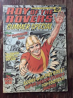 Roy of the Rovers Summer Special 1981