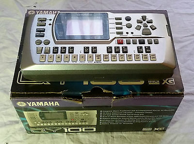 Yamaha Qy100 Sequencer