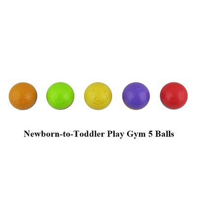 New Fisher Price Newborn-to-Toddler Play Gym 5 Replacement Balls