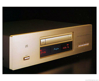 Cd Accuphase Dp55
