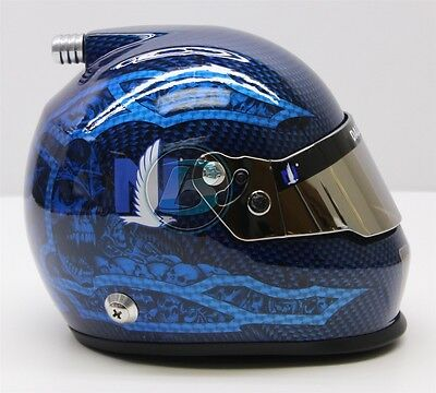 Dale Earnhardt Jr #88 2017 Nationwide Mini Helmet New In Stock Free Ship