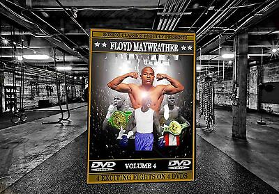 Floyd Mayweather Boxing DVD Career Set (Vol.4)