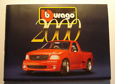 Catalogue Burago 2000