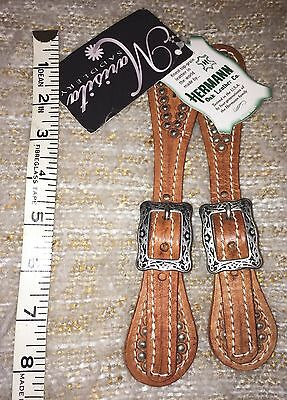 Marisita Western Spur Straps Youth Small Adult