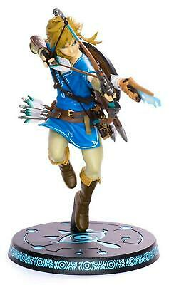 The Legend of Zelda - Breath of the Wild Statue - First 4 Figures