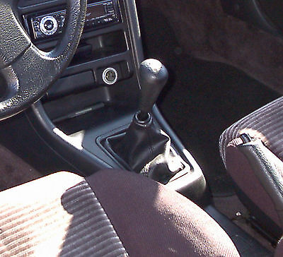 Genuine Leather Gear Shift Boot Gaiter Cover Sleeve fit Honda CRX 1987 - 1992