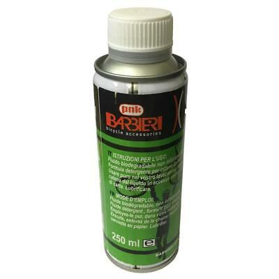 BARBIERI Biodegradable cycle chain cleaner bike degreaser fluid 250ml
