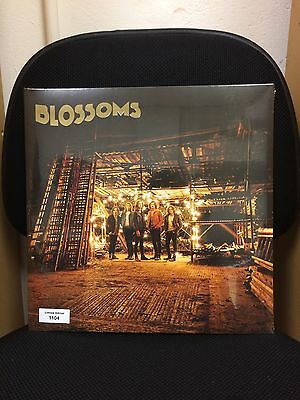 """Blossoms Signed and Sealed Debut 12"""" Album Vinyl LP"""