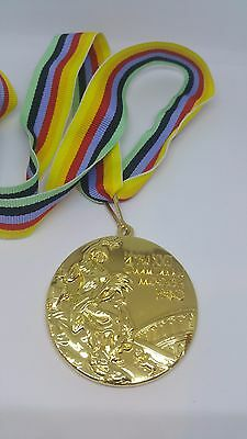MOSCOW 1980 Olympic Replica GOLD MEDAL