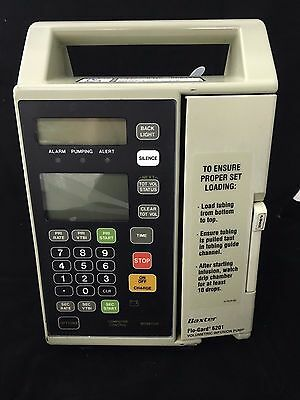 Baxter 6201 IV Infusion Pump