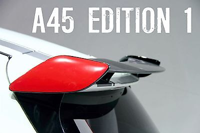 Mercedes A45 Edition 1 Wing Spoiler Decal Graphics - A Class AMG Vinyl