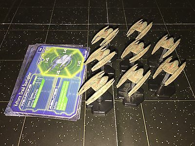 Star Wars Micro Starship Battles Lot Vulture Droid Starfighter X8 59/60 Machine