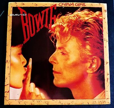 David Bowie - China Girl - VINYL 7 INCH - NEAR MINT