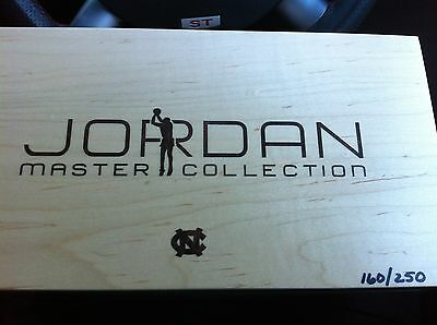 Michael Jordan Master Collection Set (160 of 250) *Worldwide Best Price*