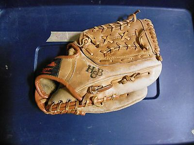 Louisville Slugger Graig Nettles Model Vintage Baseball Glove