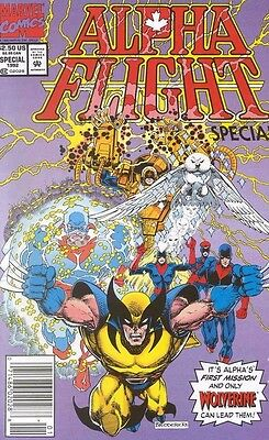 Alpha Flight Special #1 (Jun 1992, Marvel)